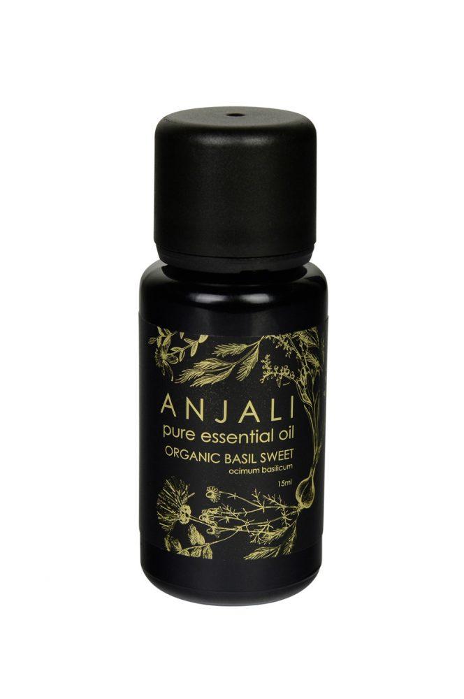 Anjali Pure Essential oil - Basil Sweet